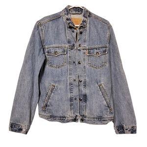 Levi's Orange Tab Vintage Style Trucker Jacket